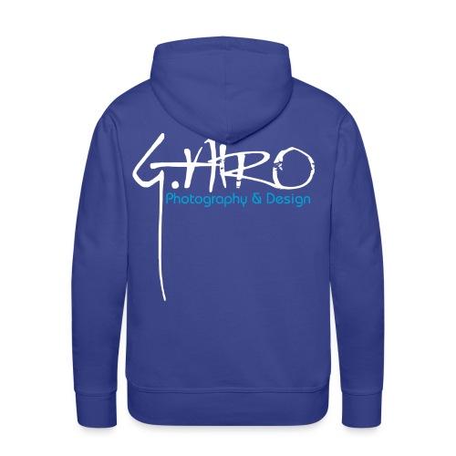 Sweat Capuche Homme - G.Niro - Sweat-shirt à capuche Premium pour hommes
