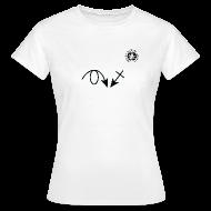 T-Shirts ~ Women's T-Shirt ~ Women's Turn over & repeat T Shirt