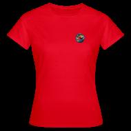 T-Shirts ~ Women's T-Shirt ~ Womens Pocket Mother Earth T Shirt