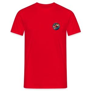 Mens Pocket Mother Earth T Shirt - Men's T-Shirt