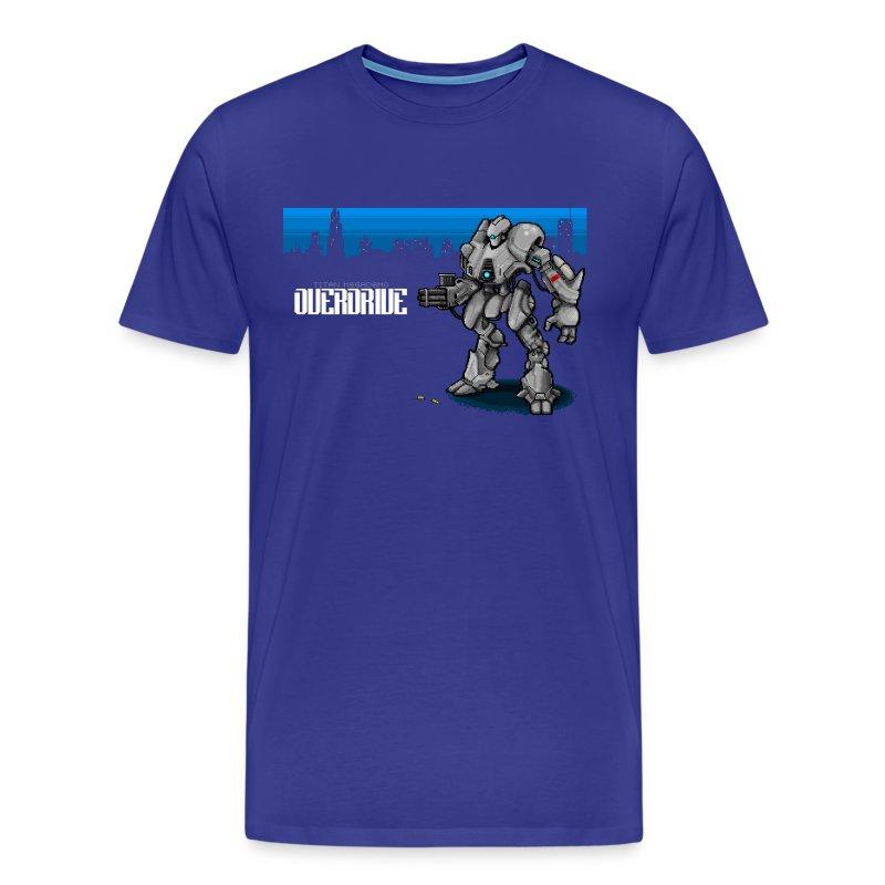 TITAN - OVERDRIVE BOT - Men's Premium T-Shirt