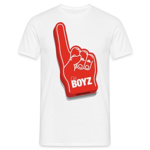 DA BOYZ · BIG HAND - Männer T-Shirt