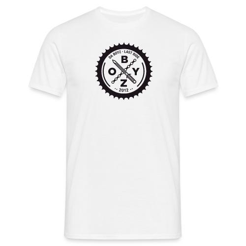 DA BOYZ · LOGO  - Männer T-Shirt