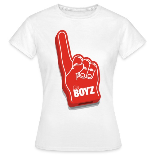 DA BOYZ · BIG HAND · WOMEN - Frauen T-Shirt