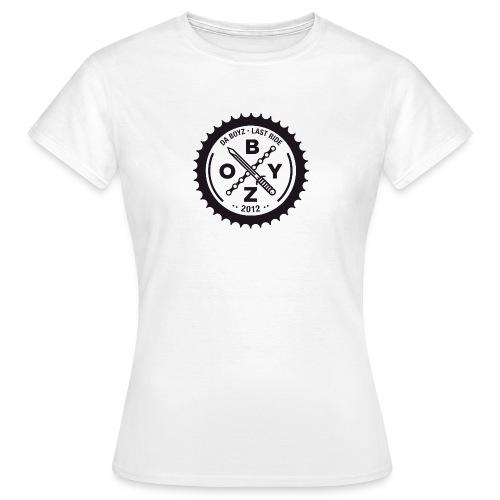 DA BOYZ · LOGO · WOMEN - Frauen T-Shirt