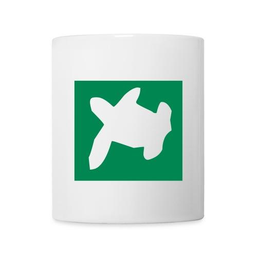 TURLE TATTOO TASSE - Mug blanc