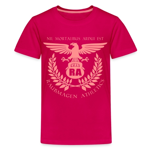 NMAE Eagle Kids - Teenager Premium T-Shirt