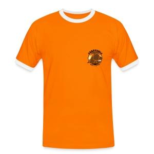 T-shirt Grrrnoble bear, dos Woof me! - T-shirt contrasté Homme