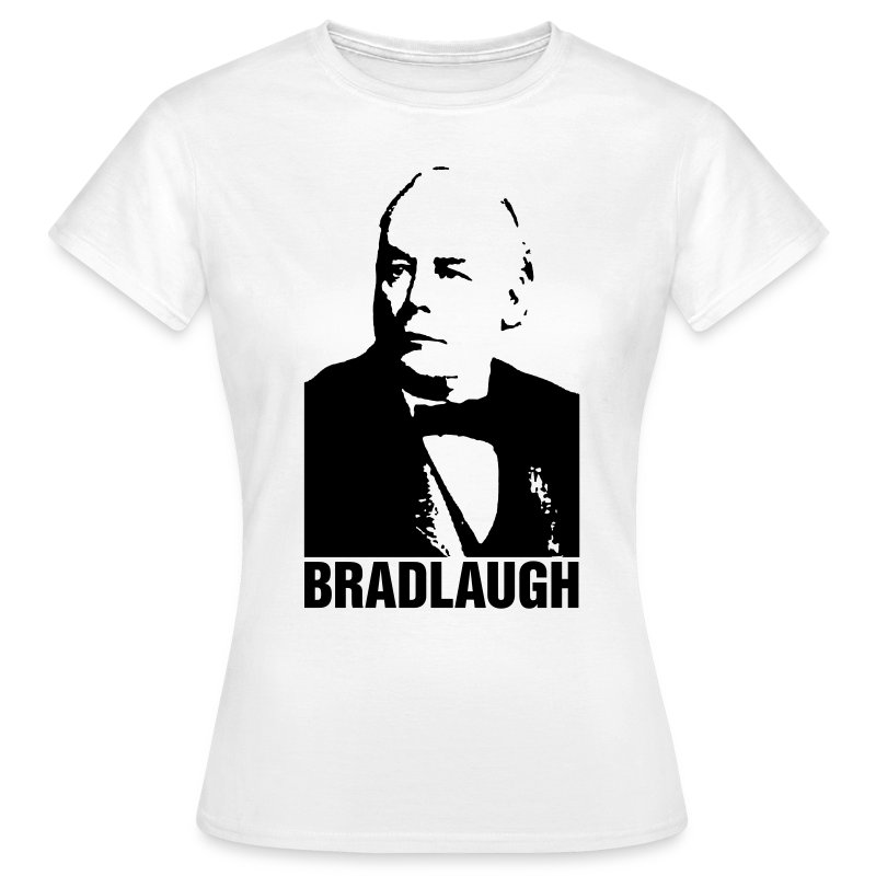 Bradlaugh - Women's T-Shirt