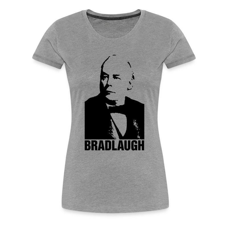 Bradlaugh - Women's Premium T-Shirt