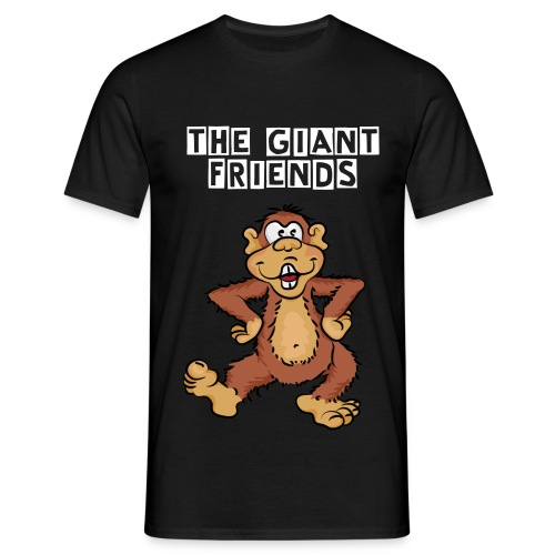 Tee shirt Homme - The Giant Friends - T-shirt Homme