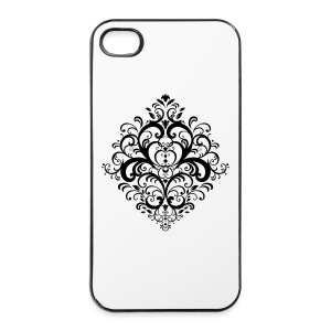 coque Iphone baroque - Coque rigide iPhone 4/4s