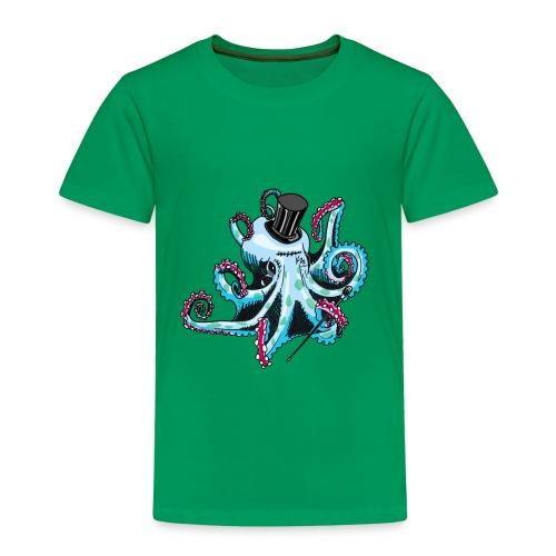 Gentleman Octopus Tee - Kids' Premium T-Shirt