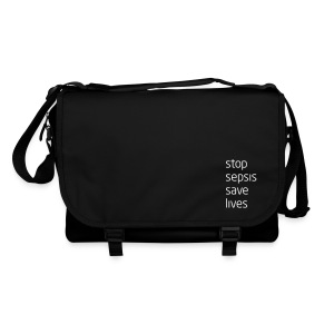 Bag Stop Sepsis Save Lives - Shoulder Bag