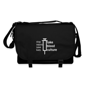 Bag take blood culture - Shoulder Bag
