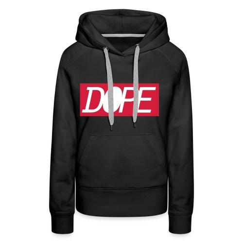 bukake  - Vrouwen Premium hoodie