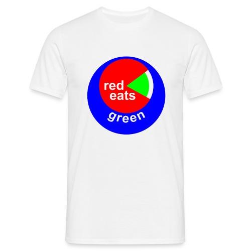 Evolution - leichtes T-Shirt  - Männer T-Shirt