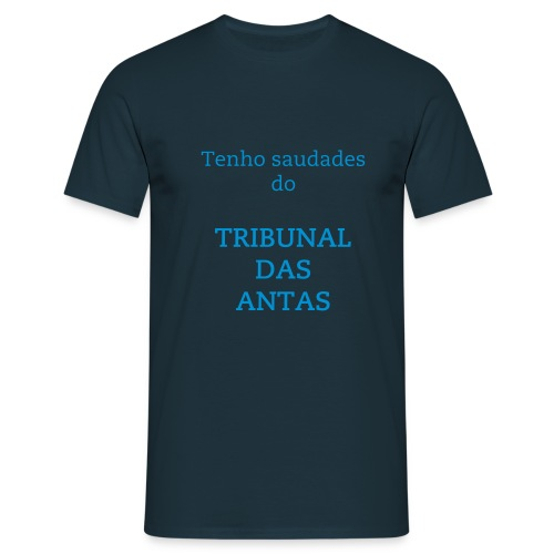 Tribunal das Antas - Men's T-Shirt