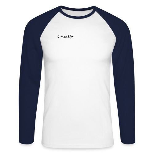 Manches longues - T-shirt baseball manches longues Homme