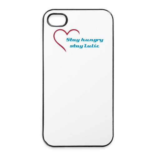 CoverLazio - Custodia rigida per iPhone 4/4s