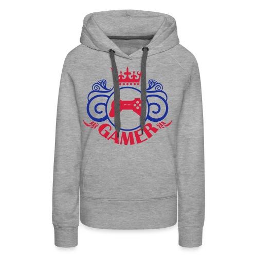 Gamer Sweater Vrouwen - Vrouwen Premium hoodie