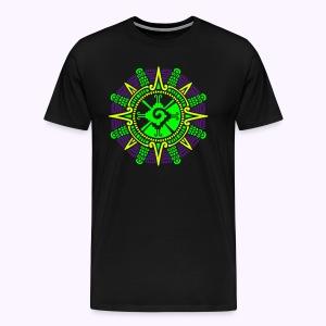 Moonstone Hunab Ku Men Premium S-5XL - Mannen Premium T-shirt