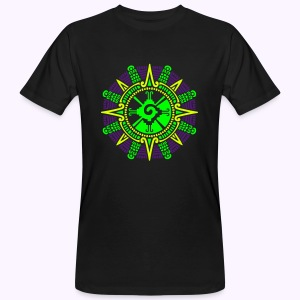 Moonstone Hunab Ku - Men's Organic Shirt - Mannen Bio-T-shirt