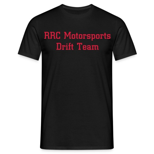 RRC Shirt Black - Mannen T-shirt