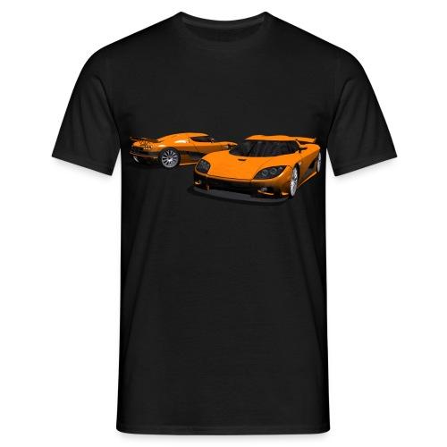 Koenigsegg CCXR - Men's T-Shirt
