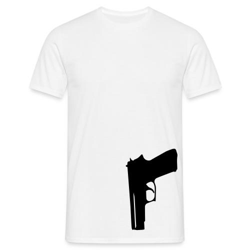 armed  - Men's T-Shirt