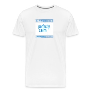 Captivating Cult - Perfectly calm - Men's Premium T-Shirt