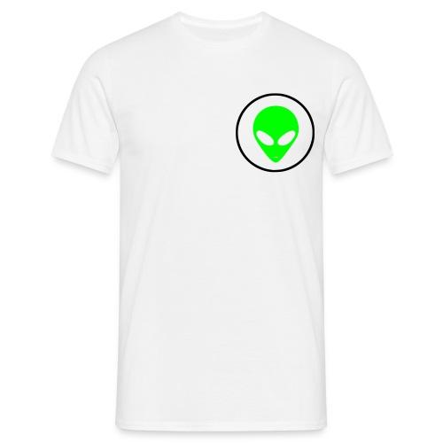 HDB andet logo power refleks - Herre-T-shirt