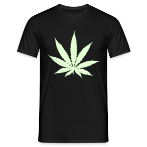 Herb [Glow] - Men's T-Shirt