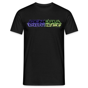 G*P -  Project c64 logo - Men's T-Shirt