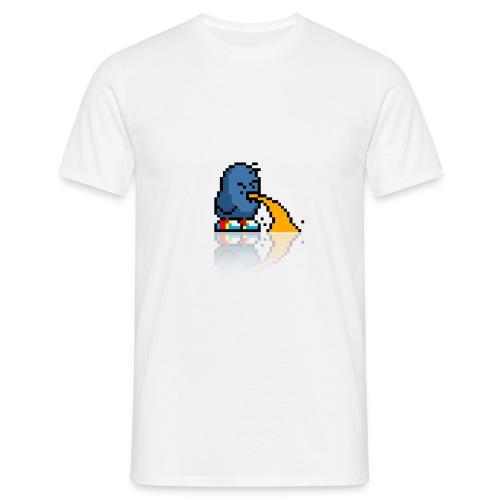 Titan PukeBird - Men's T-Shirt