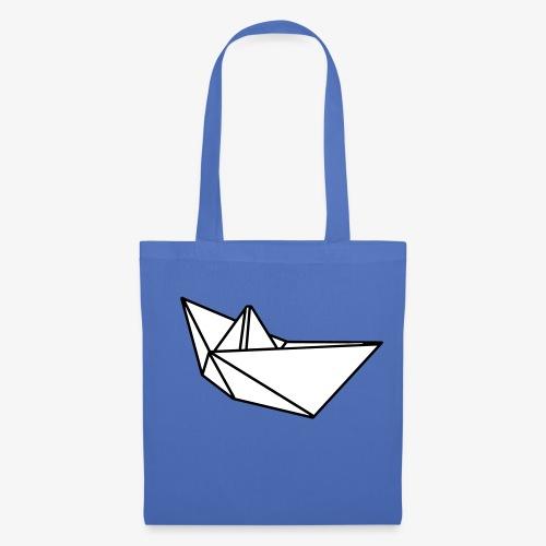 Origami Papierflieger Taschen & Rucksäcke - Stoffbeutel