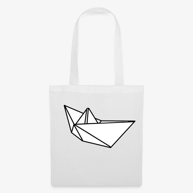 Origami Papierflieger Taschen & Rucksäcke
