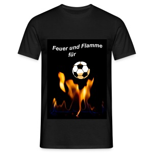 Fußballfan - Männer T-Shirt