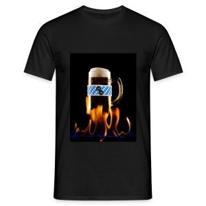 Das Shirt zu Bierfesten - Männer T-Shirt