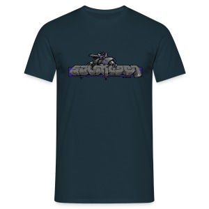 Solskogen - MechaLogo - Men's T-Shirt