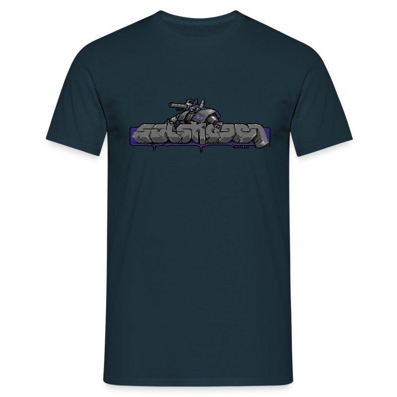 Solskogen - MechaLogo - Men's T-Shirt
