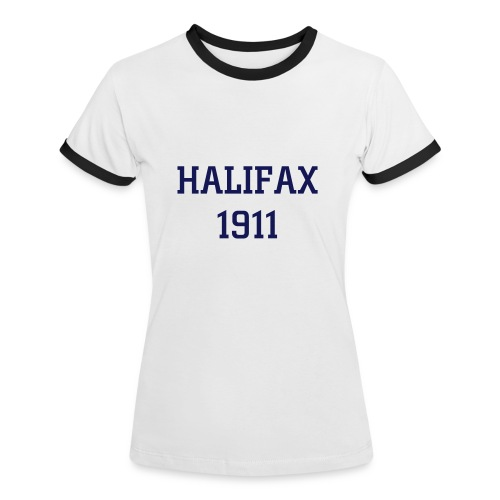 Ladies - 1911 fitted tee - Women's Ringer T-Shirt