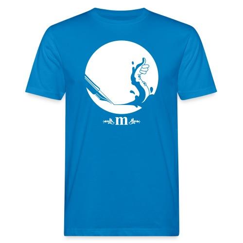 Füllerfisch, Männer - Männer Bio-T-Shirt