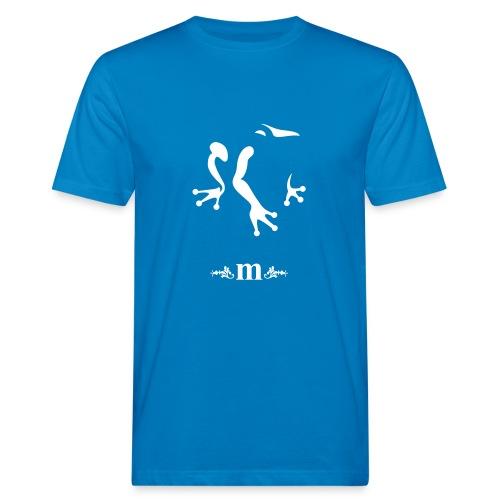 Frosch, Männer - Männer Bio-T-Shirt