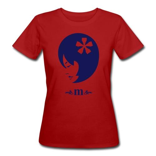 Face, Damen - Frauen Bio-T-Shirt