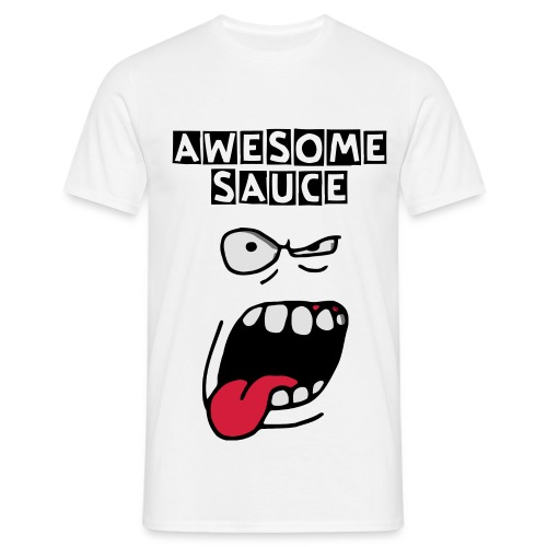 Awesome Sauce T-Shirt - Men's T-Shirt