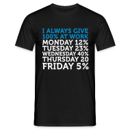 Camisetas ~ Camiseta hombre ~ I always Give