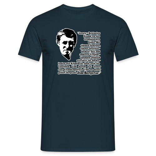 Bergerac T-Shirt - Männer T-Shirt