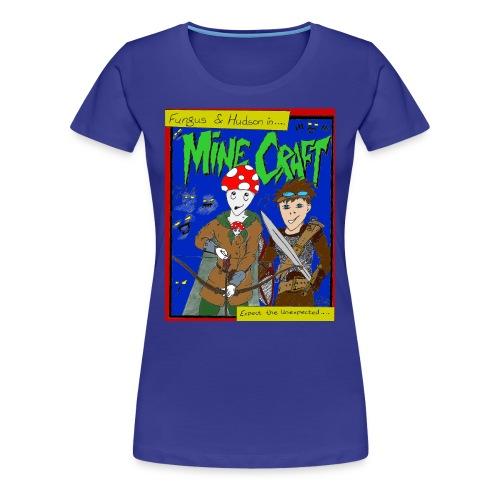 Original Fungus & Hudson T-Shirt - Women's Premium T-Shirt