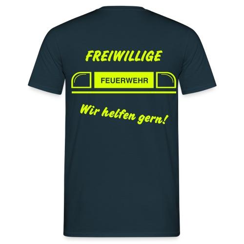 Feuerwehr - Männer T-Shirt